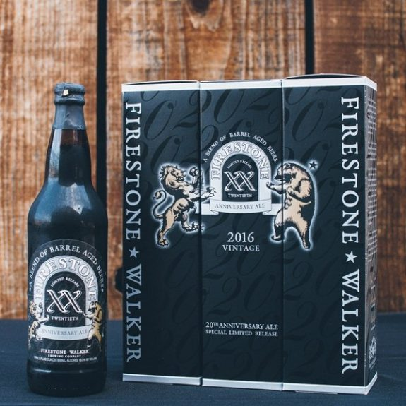 firestone walker xx anniversary ale release at fw. Black Bedroom Furniture Sets. Home Design Ideas