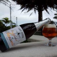 Funky Buddha Undefeated Saison bottle BeerPulse