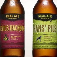 Real Ale Devils Backbone Hans Pils 12oz bottle BeerPulse