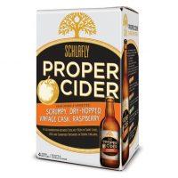 Schlafly Proper Cider box BeerPulse