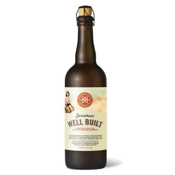 Stranahan's Well Built® Burton Style Ale Collaboration