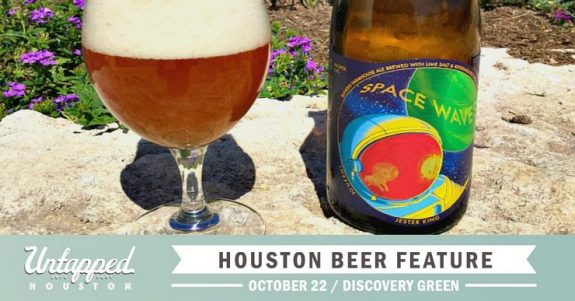 Untapped Fest Houston Beer Feature