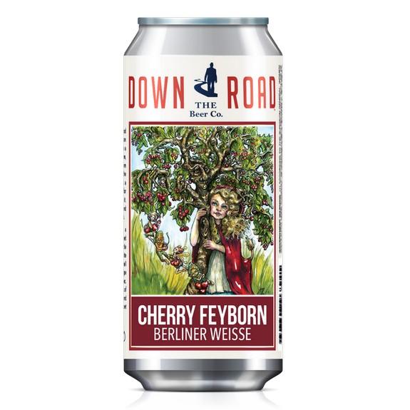 Down the Road Cherry Feyborn Berliner Weisse