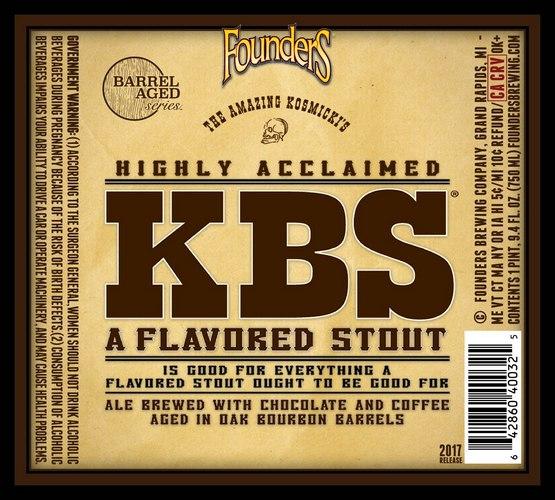 Founders KBS 2017 BeerPulse