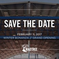 MadTree Brewing 2016 Save the Date BeerPulse