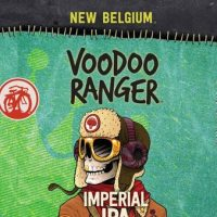 New Belgium Voodoo Ranger Imperial IPA label BeerPulse
