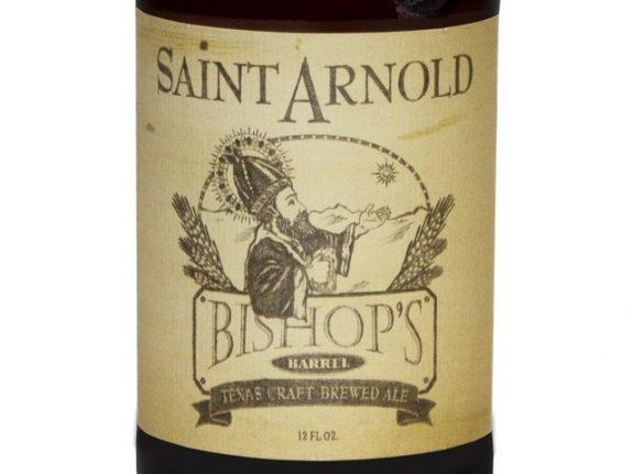 Saint Arnold Bishops Barrel crop BeerPulse