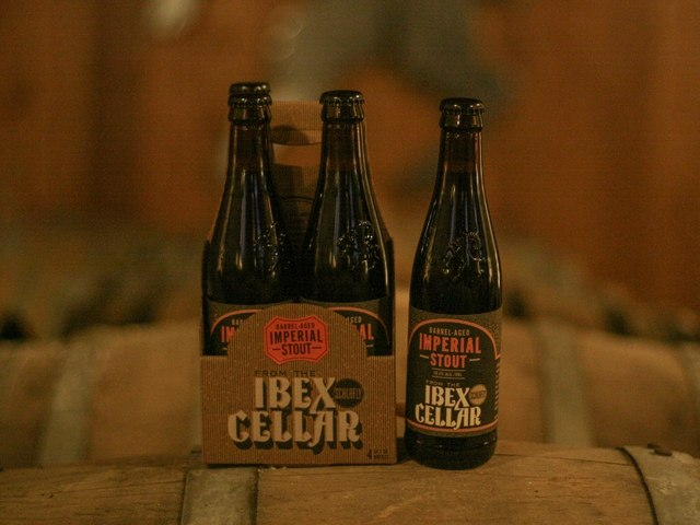 Schlafly From the Ibex Cellar Imperial Stout BeerPulse