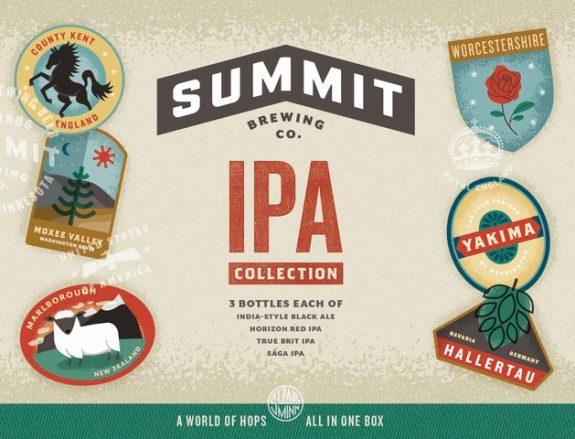 Summit IPA collection pack 2017 BeerPulse