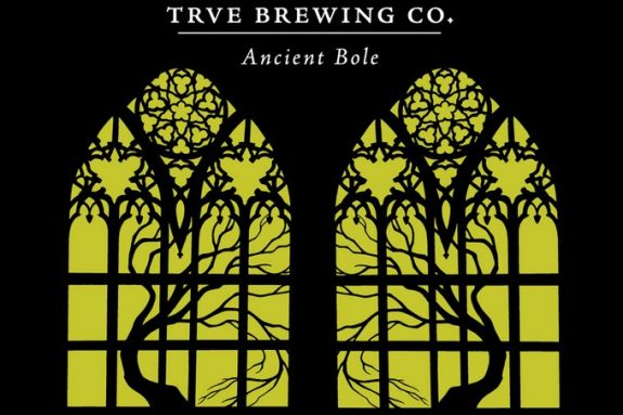 Trve Brewing Ancient Bole Label
