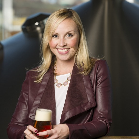 boulevard brewing natalie gershon vp of marketing