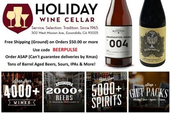 holiday wine cellar 600x400 beerpulse
