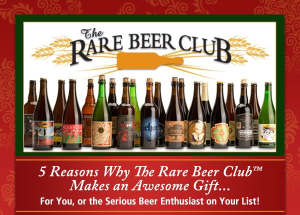 5 reasons the microbrewed beer of the month club and rare for Best craft beer of the month club