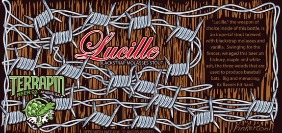 Terrapin Lucille label BeerPulse