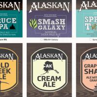 Alaskan Brewing labels BeerPulse