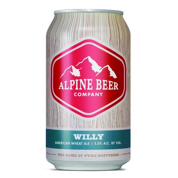 Alpine Willy can BeerPulse