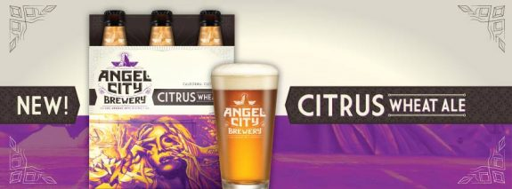 Angel City Citrus Wheat Ale 6-pack