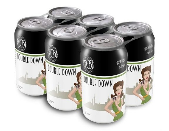 FCB Fort Collins Double Down 6-pack