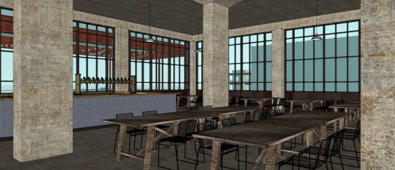 Guinness Brewery Interior