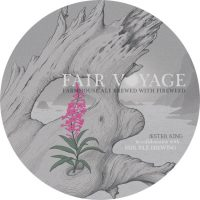 Jester King Fair Voyage label