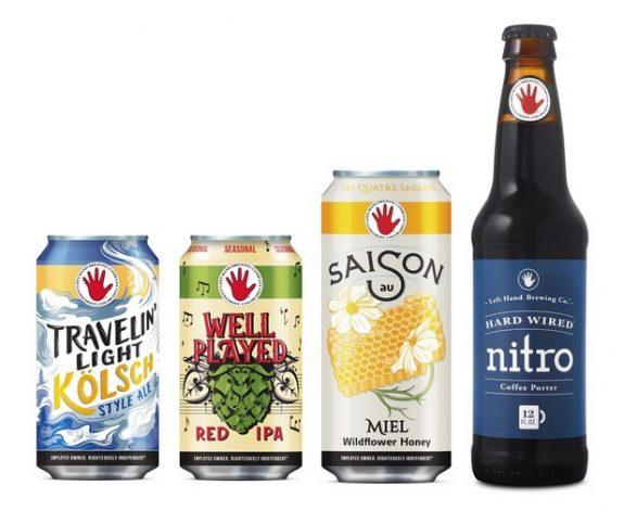 Left Hand spring 2017 seasonal lineup BeerPulse site