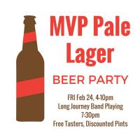 The Beer Diviner MVP Pale Lager BeerPulse