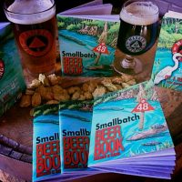 Marker 48 Smallbatch beer book photo