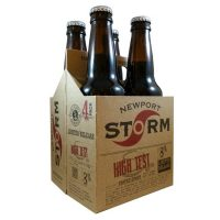 Newport Storm High Test Coffee Stout 4-pack BeerPulse