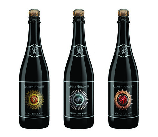 Bend The Knee Next Brewery Ommegang And Hbo Game Of