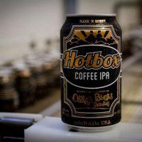 Oskar Blues Hotbox Coffee IPA can BeerPulse