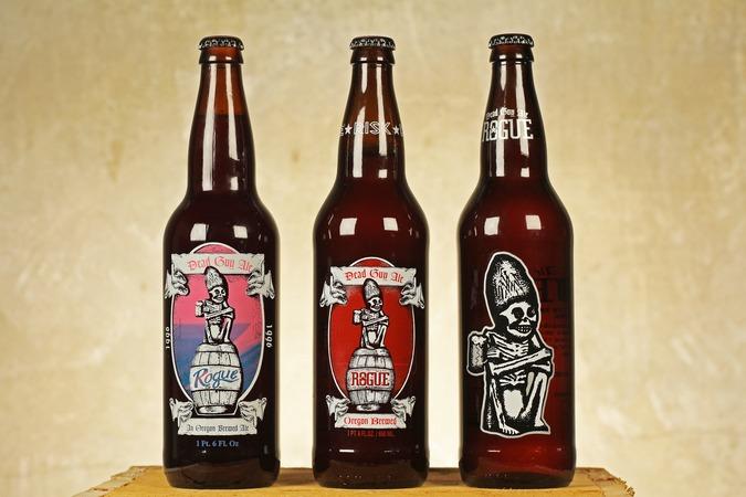 Rogue Dead Guy Ale 22oz bottle BeerPulse