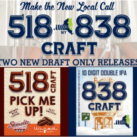 Shmaltz 518 Craft 838 Craft labels BeerPulse
