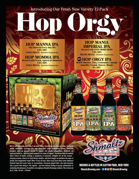 Shmaltz Hop Orgy Variety Pack lawsuit BeerPulse