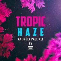 Silver City Tropic Haze IPA label BeerPulse
