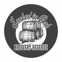 Sockeye Brewing Soaked in Oak Brewery Reserve label