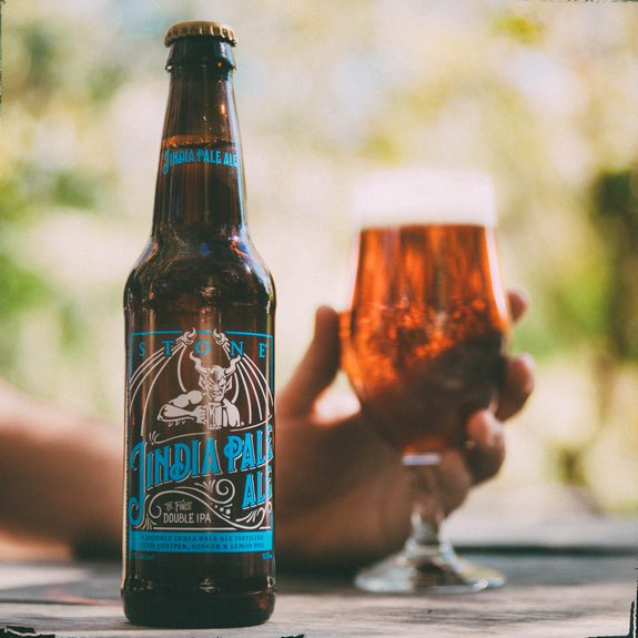 Stone Jindia IPA BeerPulse
