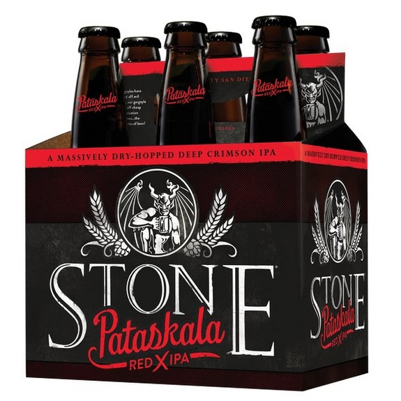 Stone Pataskala Red X IPA BeerPulse