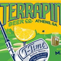 Terrapin T-Time Berliner Weisse label BeerPulse
