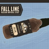 Two Beers Fall Line Russian Imperial Stout banner BeerPulse