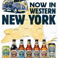 Two Roads Brewing Western NY poster BeerPulse
