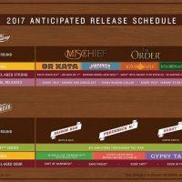 bruery 2017 lineup beerpulse