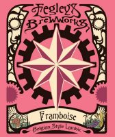fegleys brew works framboise label