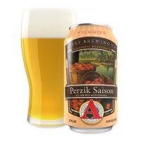 Avery Perzik Saison 12oz can BeerPulse