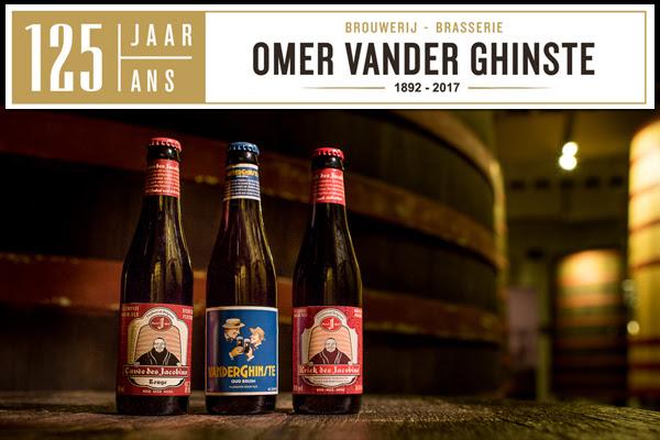 Brouwerij Omer Vander Ghinste beers BeerPulse