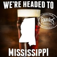 Founders Brewing Mississippi BeerPulse
