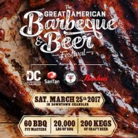 Great American Barbecue Beer Festival 2017