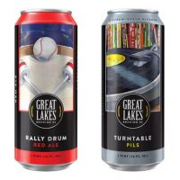 Great Lakes Brewing Company cans BeerPulse