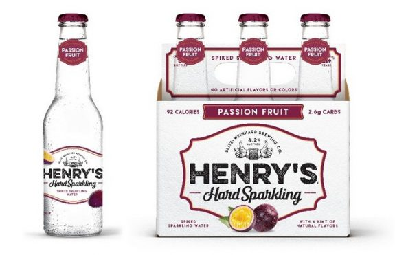 Henry's Hard Sparkling Passion Fruit