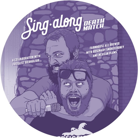 Jester King Freigesit Sing Along label BeerPulse