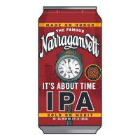 Narragansett It's About Time IPA BeerPulse